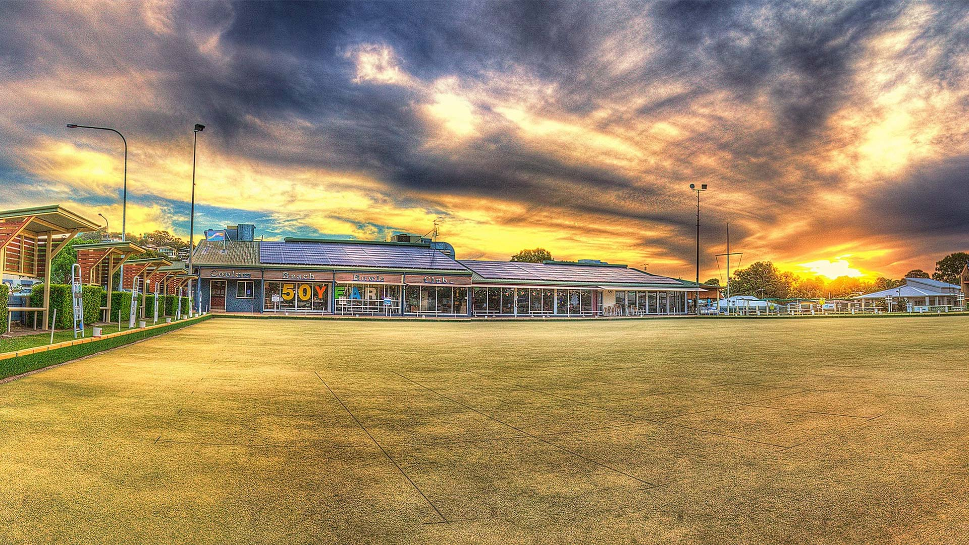 Sunshine Coast District Men's Bowls Association