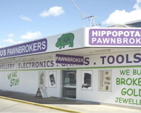 Hippopotamus Pawnbrokers