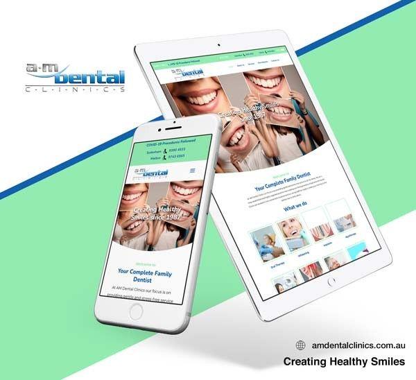 AMDental Portfolio Image
