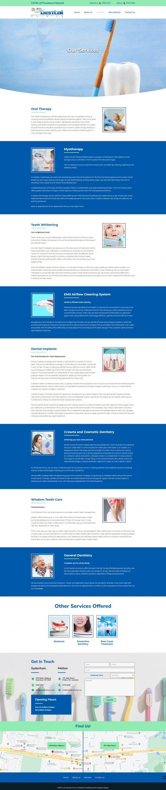 AMDental Services