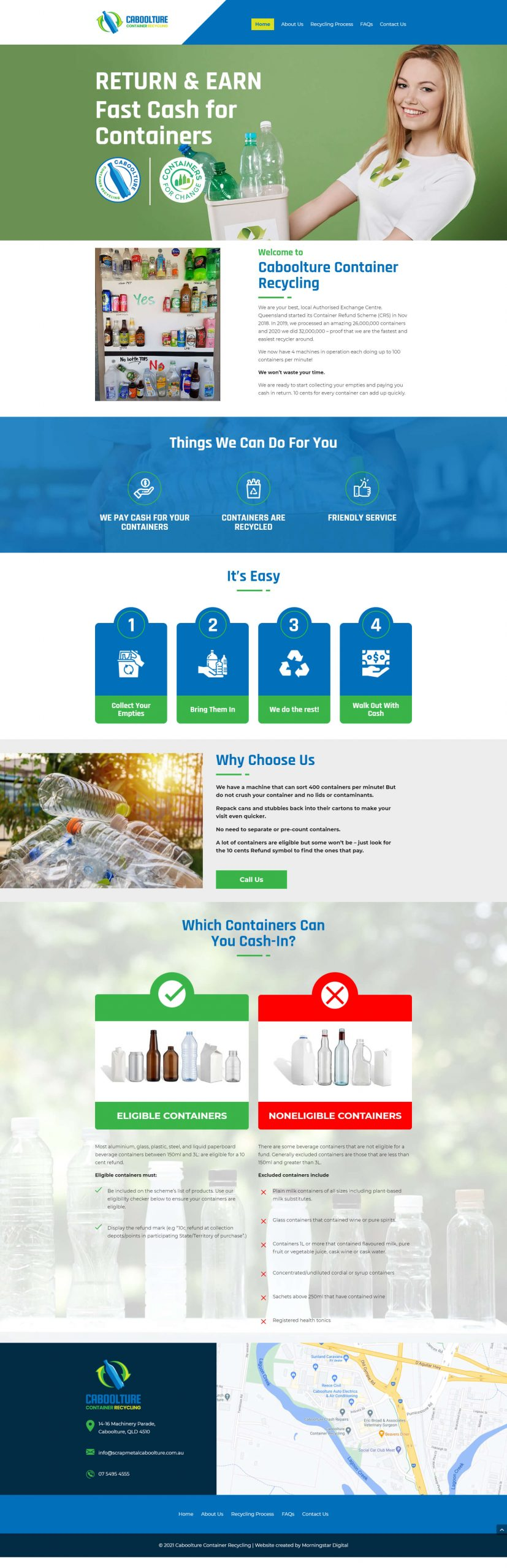 CCR Homepage
