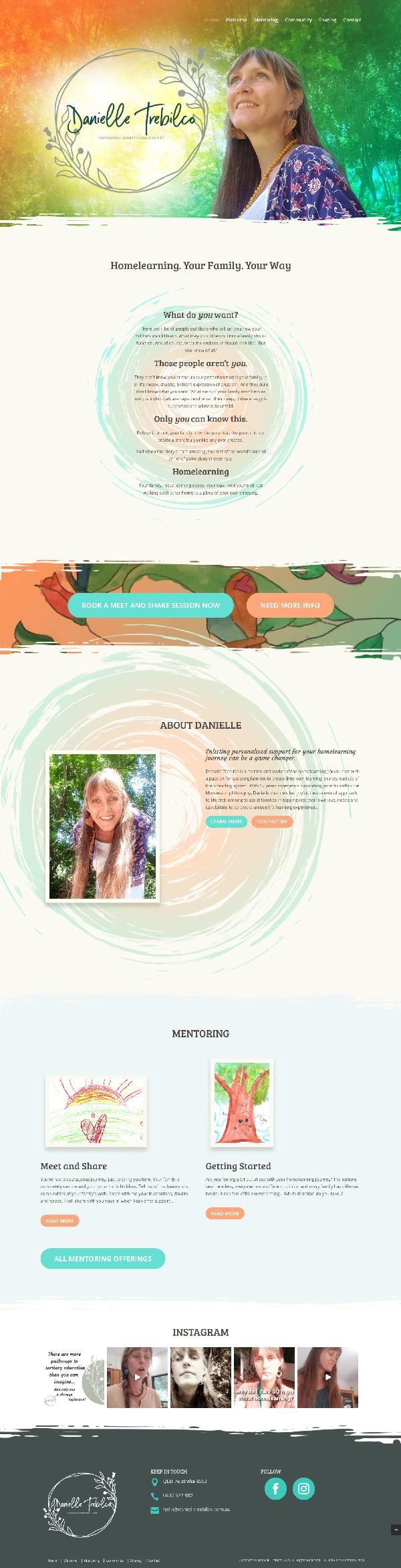 Danielletrebilco Homepage