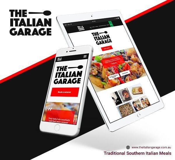 TheItalianGarage Portfolio