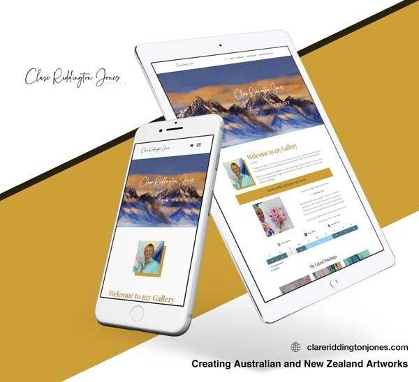 ClareJones Portfolio